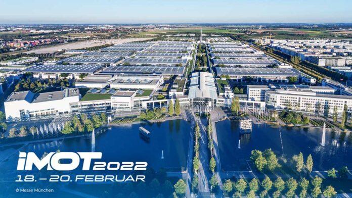 Die IMOT zieht 2022 auf das Münchner Messegelände