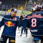 EHC Red Bull München: Comeback-Sieg gegen Grizzlys
