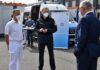 Herrmann zur Wiederaufnahme der Corona-Schutzimpfungen bei der Bayerischen Polizei