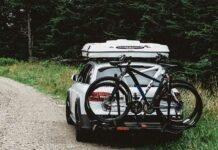 So wird das Fahrrad sicher transportiert