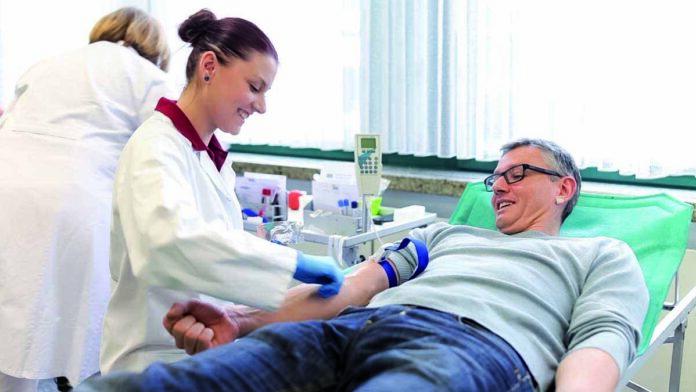 Blutspende vor und nach COVID-19-Impfung möglich