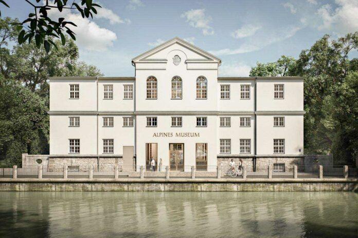 Alpines Museum in München wird grundlegend umgebaut