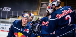 EHC Red Bulls holen Big Points gegen Bremerhaven