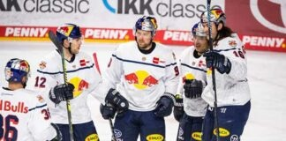 EHC Red Bulls holen drei Punkte in Köln