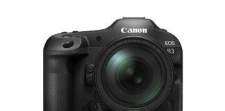 Bahnbrechende spiegellose Profi-Kamera: Canon entwickelt die EOS R3 mit Eye Control Autofokus