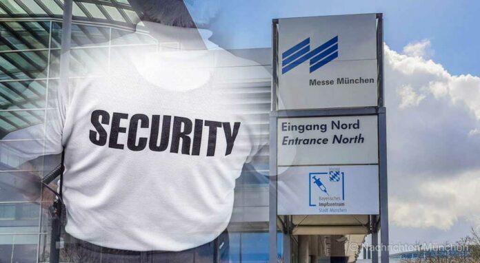 Impfzentrum München: Spritzen mit Impfstoff geklaut - Täter durch Sicherheitsdienst gestellt