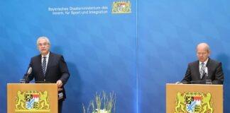 Herrmann stellt Verfassungsschutzbericht 2020 vor