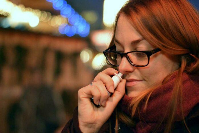 Nasenspray gegen COVID-19