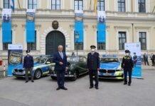 Happy Birthday - 75 Jahre Bayerische Polizei