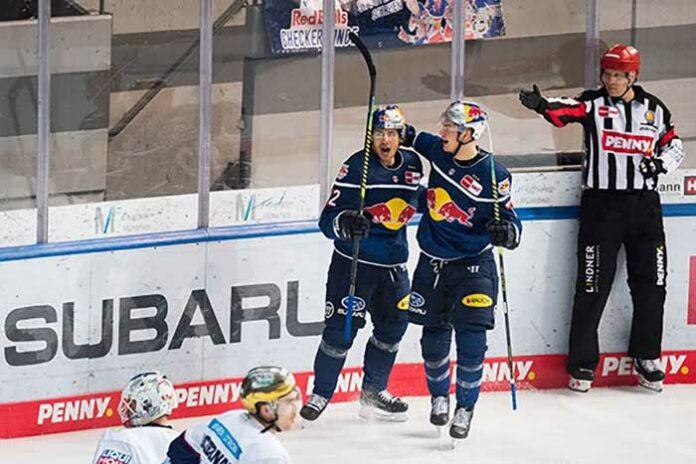 Red Bulls gewinnen gegen Berlin