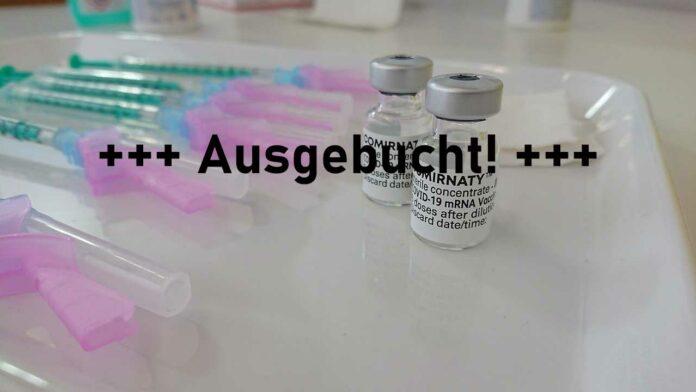 """München: AstraZeneca-Sonderaktion """"Impfen 60+"""" bereits ausgebucht"""