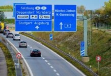 Start der Straßenverkehrszählung 2021