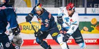 EHC Red Bulls verlieren erstes Viertelfinal-Spiel gegen Ingolstadt