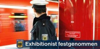 Exhibitionist im Hauptbahnhof festgenommen