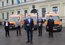 Vorstellung der Novelle des Bayerischen Rettungsdienstgesetzes