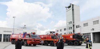 """Prototyp des """"Panthers"""" kommt auf einen Sprung am Münchner Flughafen vorbei"""