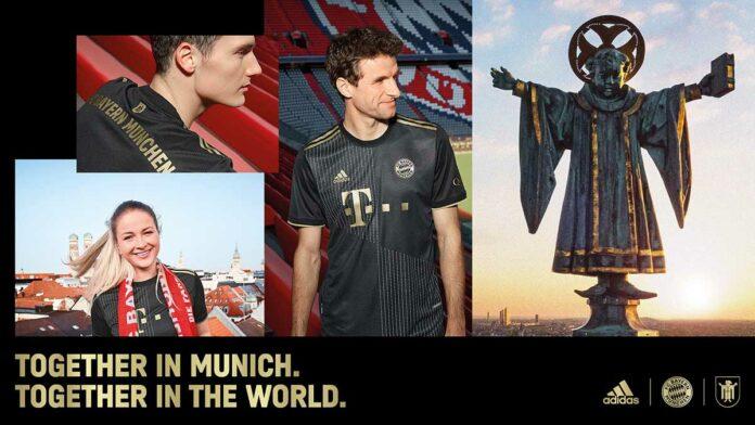 Das neue FC Bayern-Auswärtstrikot 2021/22