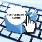 Online-Premiere für MVG Fundsachen-Auktion
