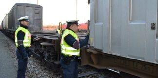 Bremsstörung an einem Güterzug - Betriebsablauf der Bahn wird erheblich beeinträchtigt