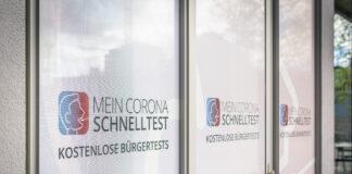 Neues Bürgertestzentrum im Werksviertel-Mitte