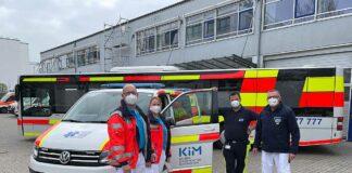 KiM - Krisenintervention in München in Betrieb