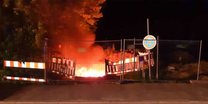 Kabelbrand in Berg am Laim als Ursache für den Stromausfall im Münchner Osten