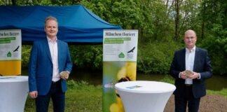 Füracker: Neuer Wildbienen-Lehrpfad im Englischen Garten