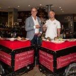 Vino e Gusto auf drei Rädern - Guido Prick stellt neues Outdoor-Konzept mit Picknick-e-Bikes vor