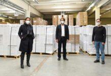 2,3 Millionen weitere Selbsttests für Münchner Schulen