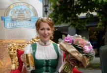 Sarah Jäger aus der Oberpfalz ist die neue Bayerische Bierkönigin 2021/22