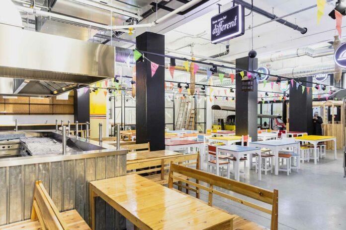 Vom Imbiss zum Erlebnis-Restaurant: Das Khanittha im Werksviertel-Mitte