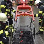 Feuerwehr ermöglicht Heimkehr