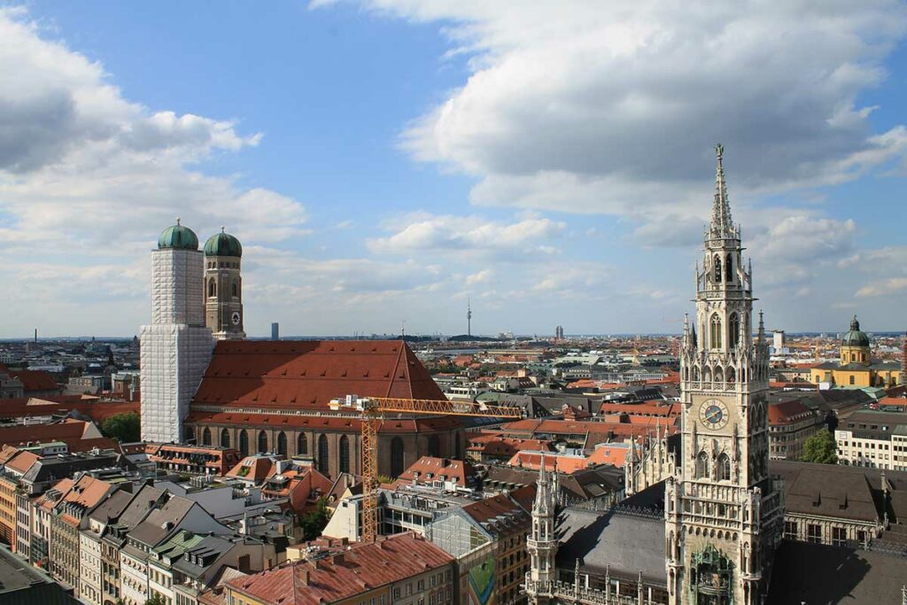 Was Ist Heute In München Los