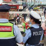 Haftvorführung nach Attacke gegen DB-Security