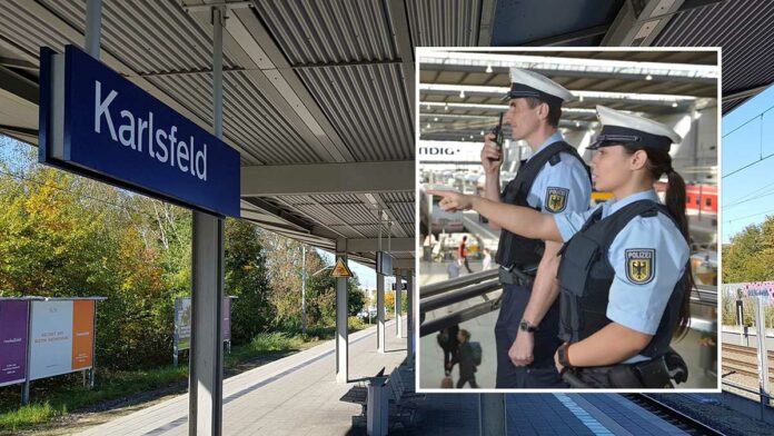 Auseinandersetzung in einer S2 - Bundespolizei sucht nach Tätern und Zeugen