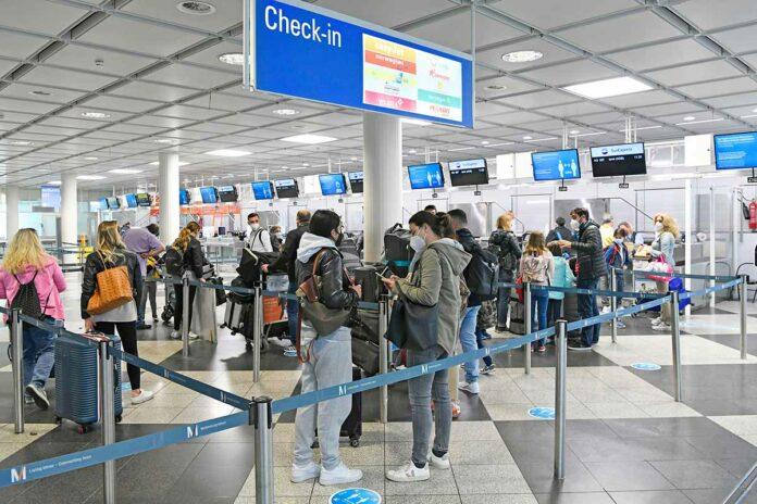 Von Adana bis Zakynthos - Terminal 1 am Flughafen München geht wieder an den Start