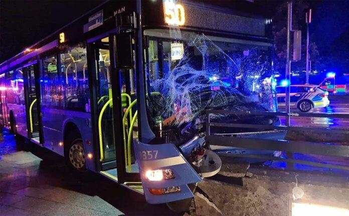 Schwabing-Freimann: Verkehrsunfall mit sieben Verletzten