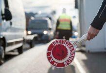 Lindauer Bundespolizisten bringen Fernbusreisenden in Zurückschiebungshaft