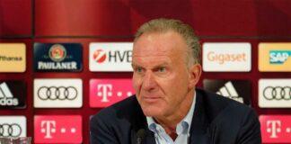 Karl-Heinz Rummenigge legt Vorstandsvorsitz nieder