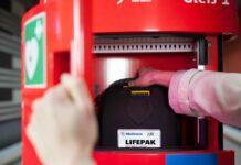 Happy birthday, Lebensretter! Defibrillatoren in U-Bahnhöfen seit 20 Jahren im Einsatz