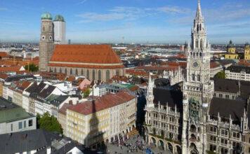 Entwicklung der Coronavirus-Fälle in München