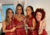 No Angels feiern Jubiläum auf Platz 1 der Offiziellen Deutschen Charts