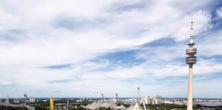Olympiaturm öffnet am Freitag
