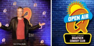 Comedy-Festival bei Kino am Olympiasee
