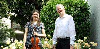 Musikalische Kostbarkeiten für Violine und Orgel in St. Stephan München-Sendling