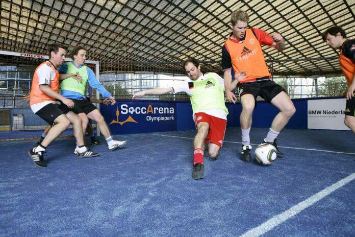 Grünes Licht für die blaue Fußballwelt - SoccArena öffnet ab 28. Juni 2021 wieder!