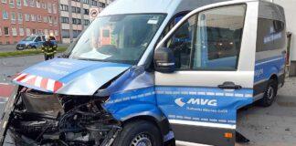 Unfall in den Morgenstunden - Zwei Fahrzeuge mit Totalschaden