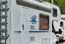 Wohnwagen für Anwohner oft ein Ärgernis