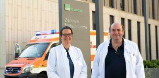 Zentrale Notaufnahme im LMU Klinikum Innenstadt geht an den Start