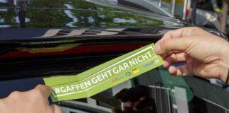 #Gaffen geht gar nicht gewinnt German Brand Award